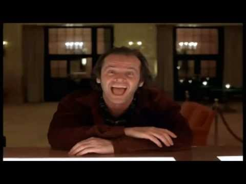 The Shining (1980) - In The Bar With Johnny