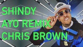 MISTER NICE GUY - SHINDY X CHRIS BROWN AYO CLUB REMIX [MUSIKVIDEO] PROD. BY DRCBEATZ