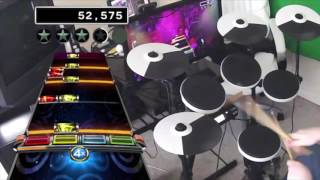 Red Hot Chili Peppers Otherside 211k 100 FC Expert Drums RB4