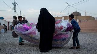 أخبار عربية - عودة 5 آلاف نازح إلى الأحياء المحررة بالموصل