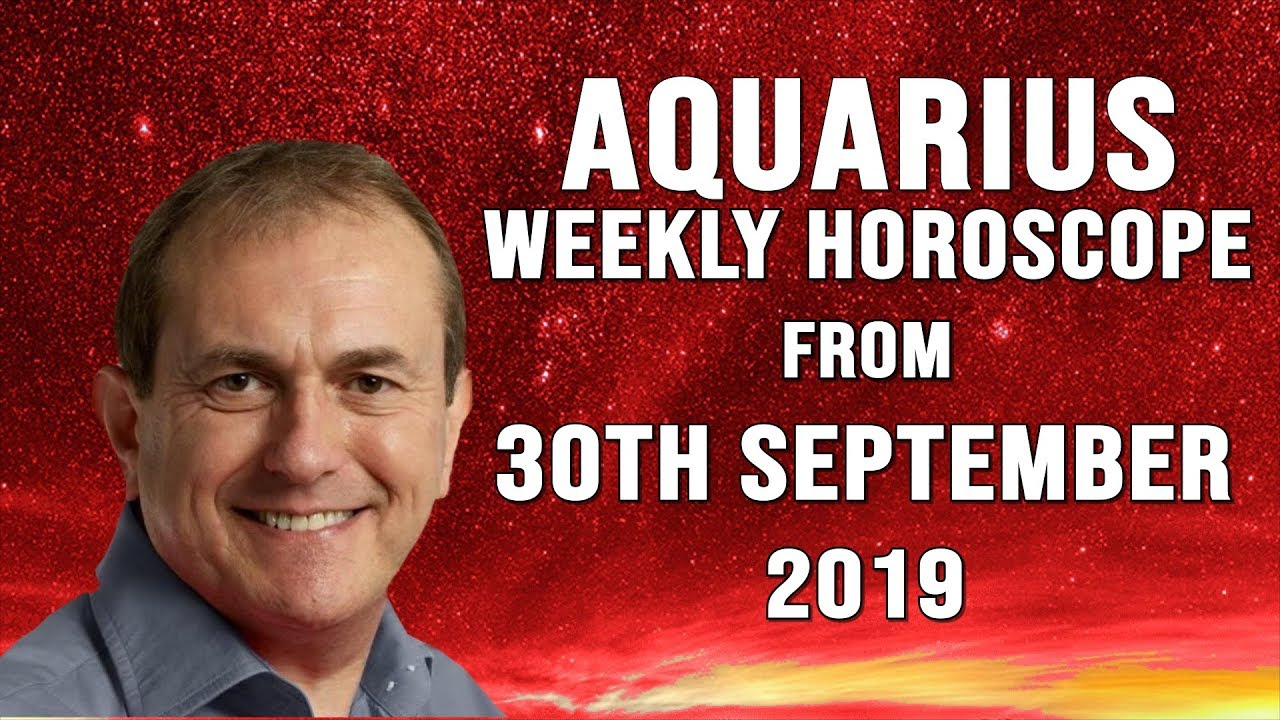 aquarius weekly astrology forecast october 18 2019 michele knight