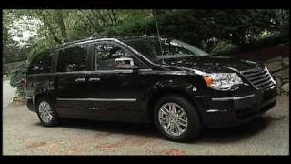 Real World Test Drive 2010 Chrysler Town & Country