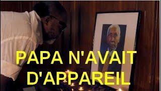 Koffi olomide - Papa n'avait pas d'appareil (Clip Officiel)
