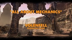ESO - All About Mechanics - Volenfell Dungeon Guide (Vet HM)