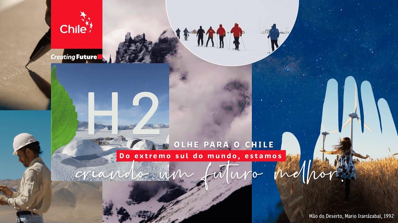 #ChileCreatingFuture | Marca Chile | Criando um futuro melhor