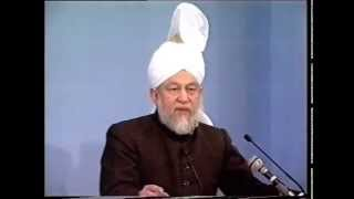 Friday Sermon 10 February 1995