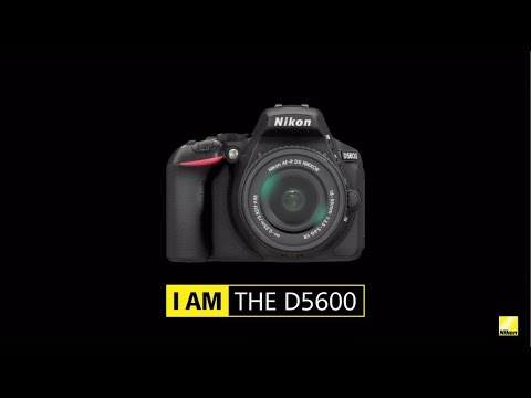 Nikon D5600 Announced: SnapBridge and New Touchscreen Powers
