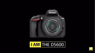 [1.67 MB] Nikon D5600: Product Tour