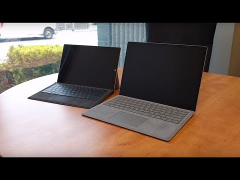 Surface Laptop Review - Alcantara Keyboard Stains After 3 Weeks!
