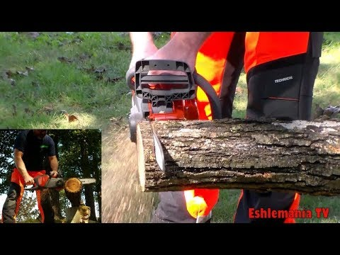 Husqvarna 120i Battery Powered Chainsaw: Unboxing, Test Run, & Review