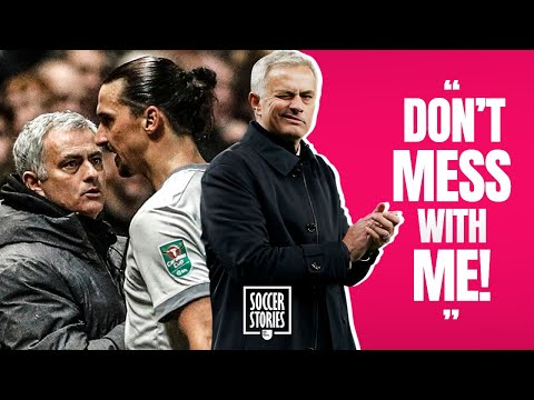 5 times José Mourinho showed he was the big boss | Oh My Goal