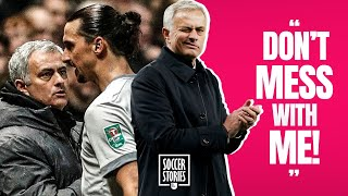 5 times José Mourinho showed he was the big boss | Oh My Goal