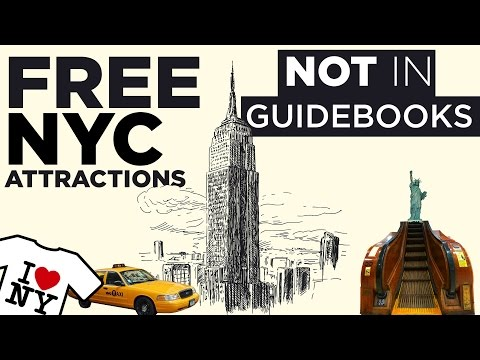 3 Unusual New York City Attractions | Not In Guidebooks