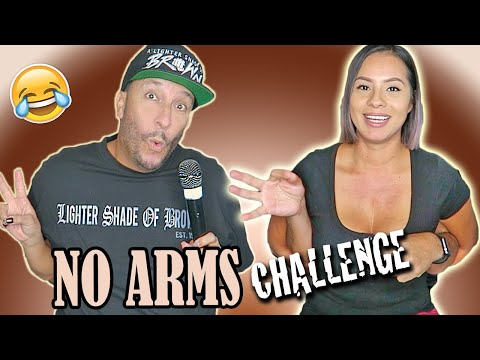 ODM - NO ARMS CHALLENGE to Lighter Shade of Brown lyrics!!