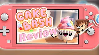 Cake Bash Review | PS4, Xbox, Nintendo Switch, PC, Stadia (Video Game Video Review)