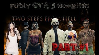 GTA 5 FUNNY ONLINE MONTAGE #1