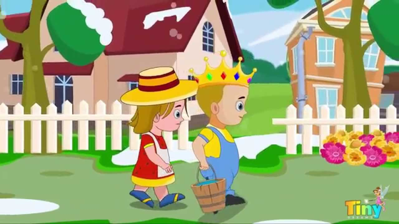 Jack And Jill Went Up The Hill Nursery Rhyme Hd Version