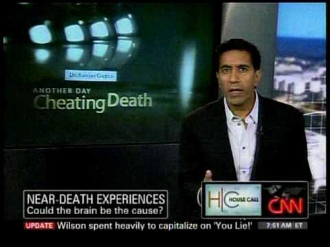 CNN  House Call with Dr. Sanjay Gupta  Near Death Experiences  Laura Geraghty 101709