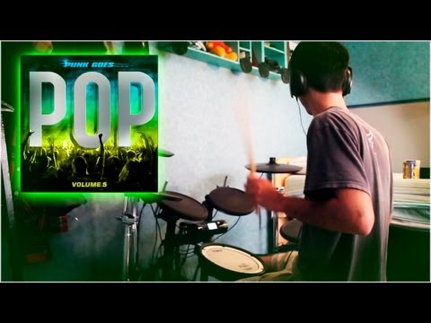 Crown The Empire - Payphone ( Punk Goes Pop 5 ) (EDRUM COVER)