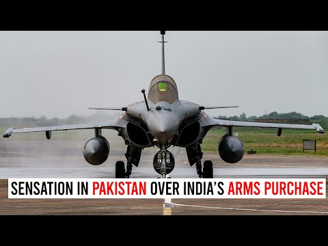 Sensation In Pakistan Over India's Arms Purchase