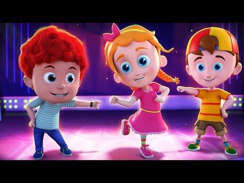 kaboochi-|-schoolies-dance-song-|-kids-songs-|-cartoons-by-kids-channel