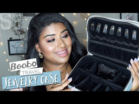 becko-travel-jewelry-case-|-unboxing
