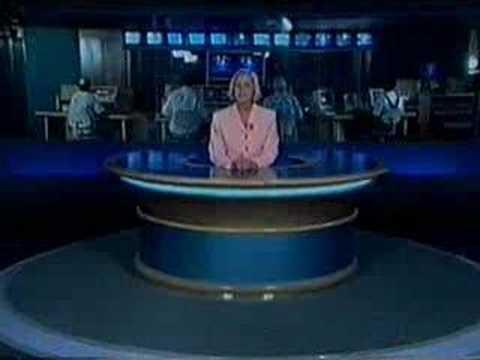 Chamada de Estréia - Jornal da Manchete