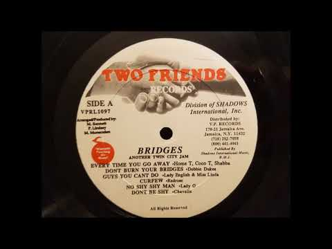 Lady English and Miss Linda - Guys You Can't Do - Two Friends LP