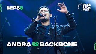 Download lagu [Full HD] OneFest Eps 5 With Andra And The Backbone   playOne
