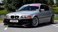 Custom BMW E46 Sedan 323i Review