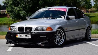 Custom BMW E46 Sedan 323i Review