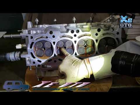 [Xe oto] Các bạn thợ sửa Xe nên xem, Cách kiểm tra độ kín  của Đ/cơ Xu Páp.