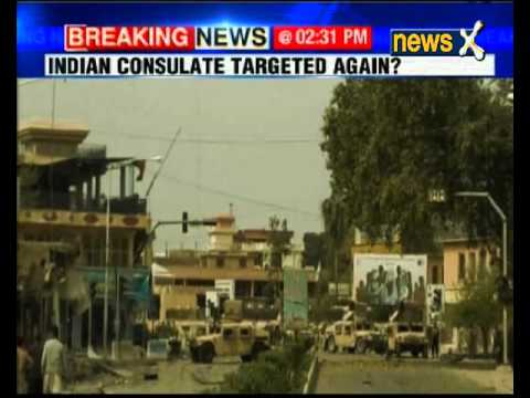 Blasts near Indian consulate in Afghanistan; all Indian diplomats and employees safe