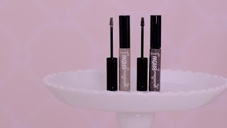 Tips & Tricks -- gimme brow by Benefit Cosmetics Thumbnail