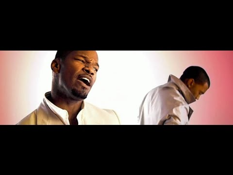 Jamie Foxx - Working With KANYE WEST for ''Gold Digger''