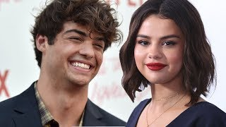Noah Centineo REVEALS Dream Date With Selena Gomez!