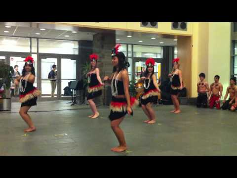Cornell Filipino Association/Hawaii Club - Asia Night 2012