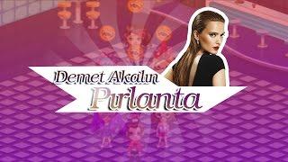 Video Sanalika Klip / Demet Akalın - Pırlanta (Lyric Video/Şarkı sözü) download MP3, 3GP, MP4, WEBM, AVI, FLV Desember 2017