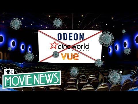 Odeon, Vue And Cineworld Shut ALL UK Cinemas Indefinitely As Coronavirus Spreads