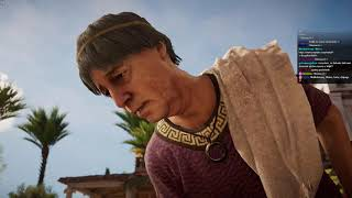 Assassin's Creed Origins #10: kolejne śledztwo