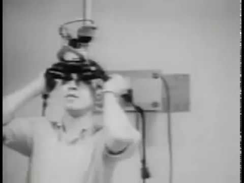 Sword of Damocles (1966) - First augmented reality head-mounted display