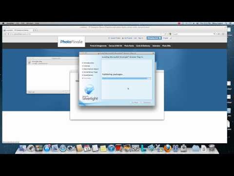 How to Install Microsoft Silverlight in Firefox on a Mac - YouTube