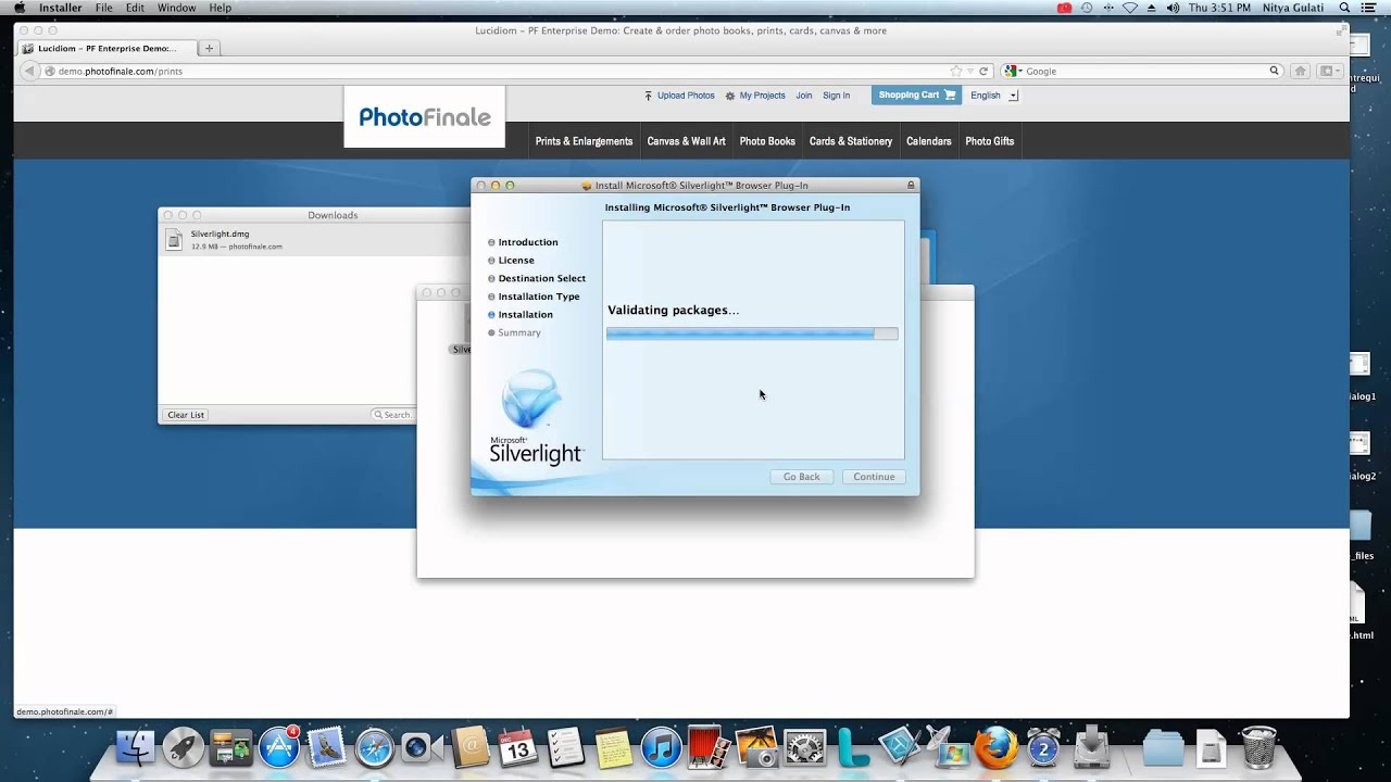 How to Install Microsoft Silverlight in Firefox on a Mac