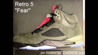 NEW JORDANS COMING OUT THIS AUGUST 2013- JANUARY 2014 FOR NOW.