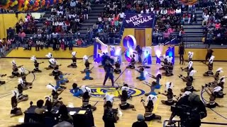 Camryn Harris battle royale solo is an African themed routine. Chor...