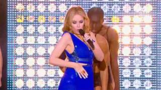 Kylie Minogue - All the Lovers - Tous Les Amants (M6 Music Live - 19.06.10)