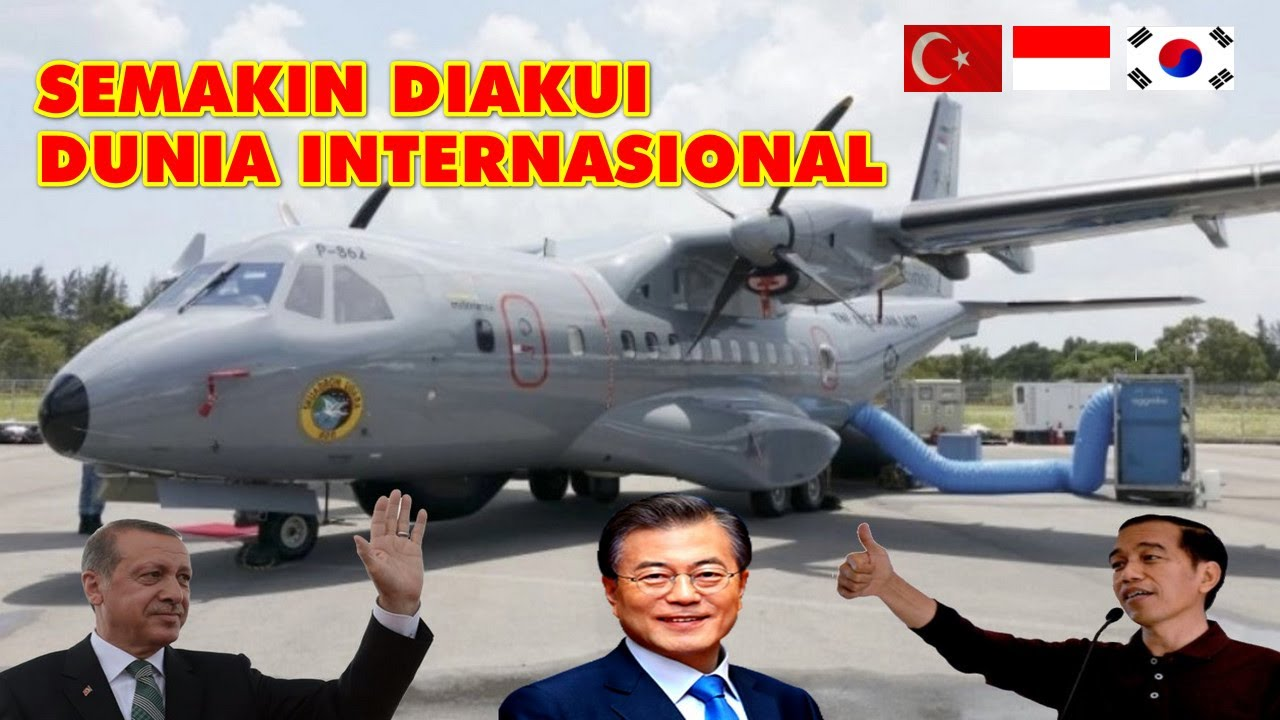 SEMAKIN LARIS MANIS! TURKI DAN KOREA SELATAN BELI 21 UNIT ...