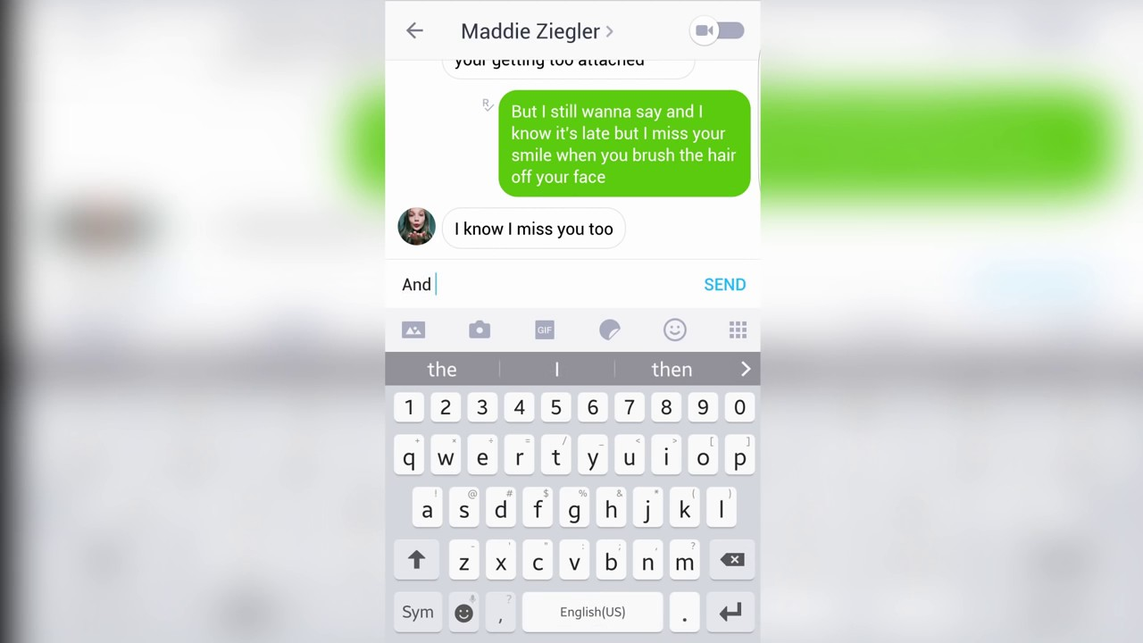 Jacob Sartorius Lyric Text Prank On Maddie Ziegler Breakup New Girlfriend 2017 ViYou