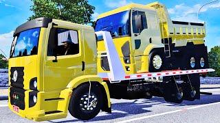 Euro Truck Simulator 2 - Bob Esponja Guincho