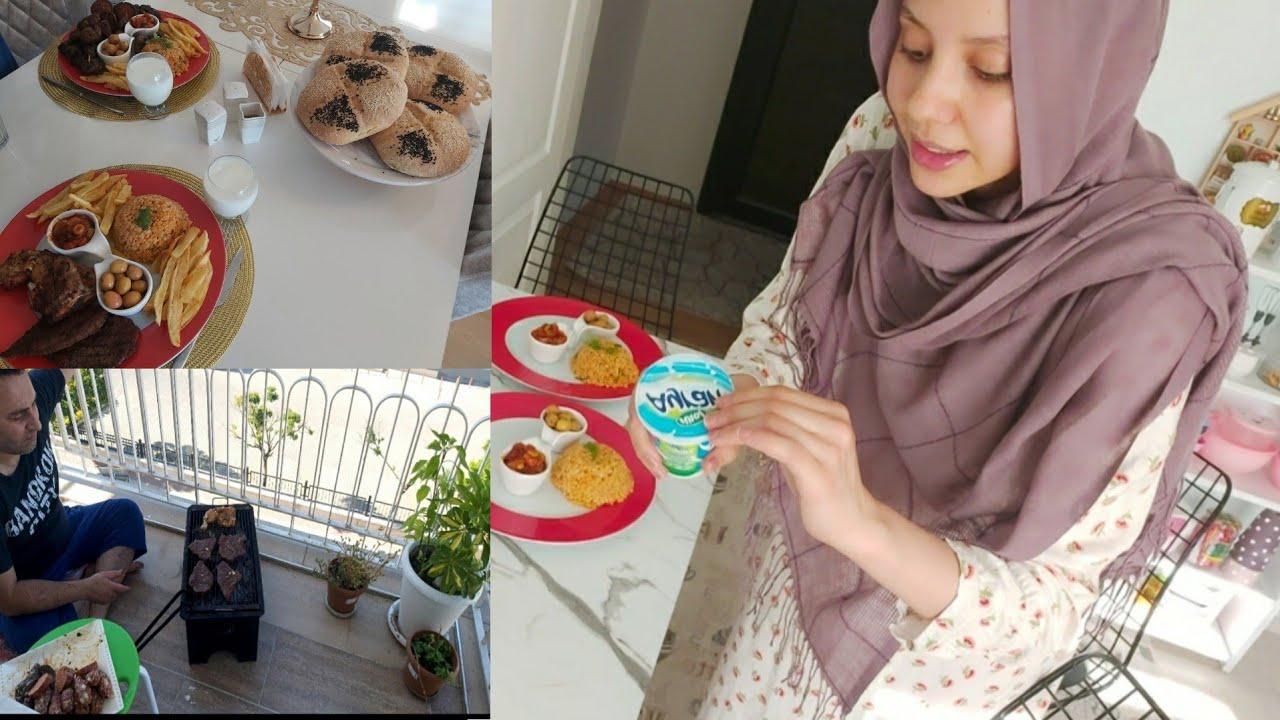 الحمد لله قدرت نفرح زوجي ونخلق أجواء العيد في دارنا بالرغم من تعب الحمل🥰